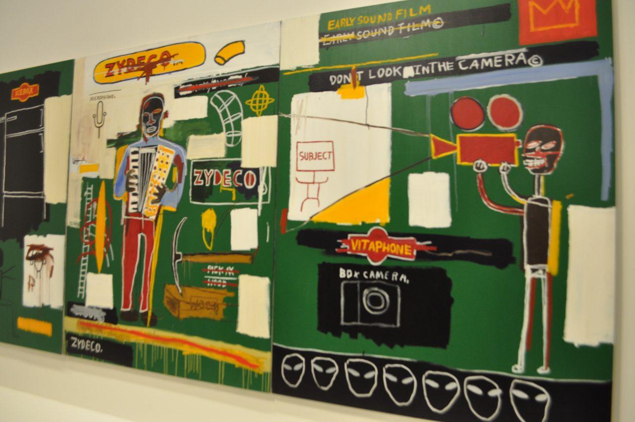 Expo Jean Michel Basquiat Fondation Louis Vuitton Paris - photo Raluca Turcanasu ra-luca.me (51)