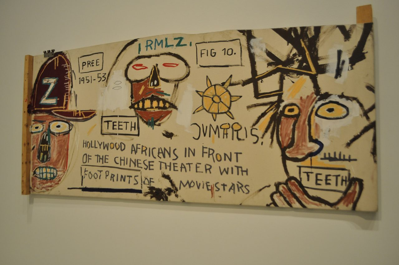 Expo Jean Michel Basquiat Fondation Louis Vuitton Paris - photo Raluca Turcanasu ra-luca.me (53)