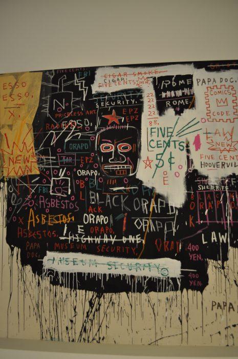Expo Jean Michel Basquiat Fondation Louis Vuitton Paris - photo Raluca Turcanasu ra-luca.me (54)