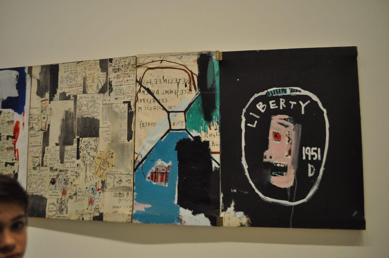 Expo Jean Michel Basquiat Fondation Louis Vuitton Paris - photo Raluca Turcanasu ra-luca.me (55)