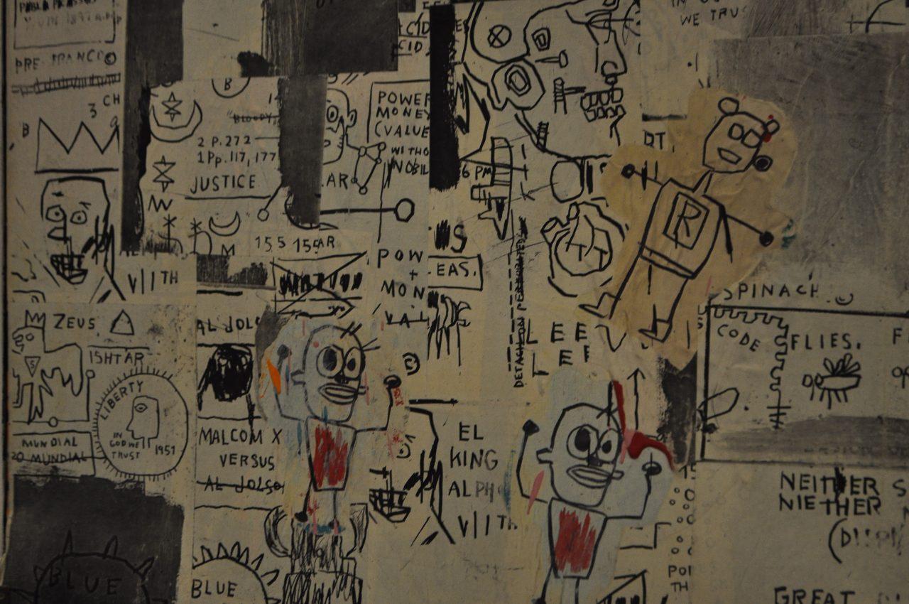 Expo Jean Michel Basquiat Fondation Louis Vuitton Paris - photo Raluca Turcanasu ra-luca.me (56)