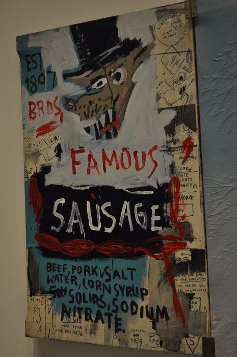 Expo Jean Michel Basquiat Fondation Louis Vuitton Paris - photo Raluca Turcanasu ra-luca.me (57)