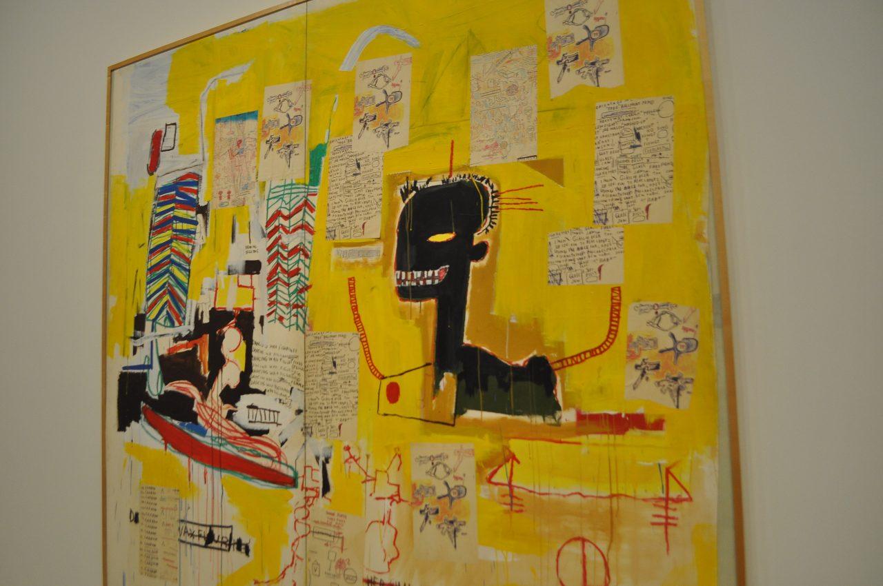 Expo Jean Michel Basquiat Fondation Louis Vuitton Paris - photo Raluca Turcanasu ra-luca.me (58)