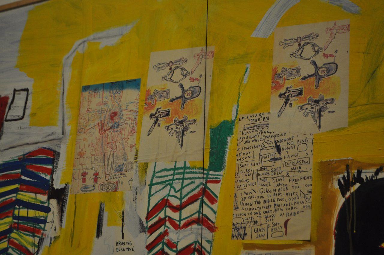 Expo Jean Michel Basquiat Fondation Louis Vuitton Paris - photo Raluca Turcanasu ra-luca.me (59)