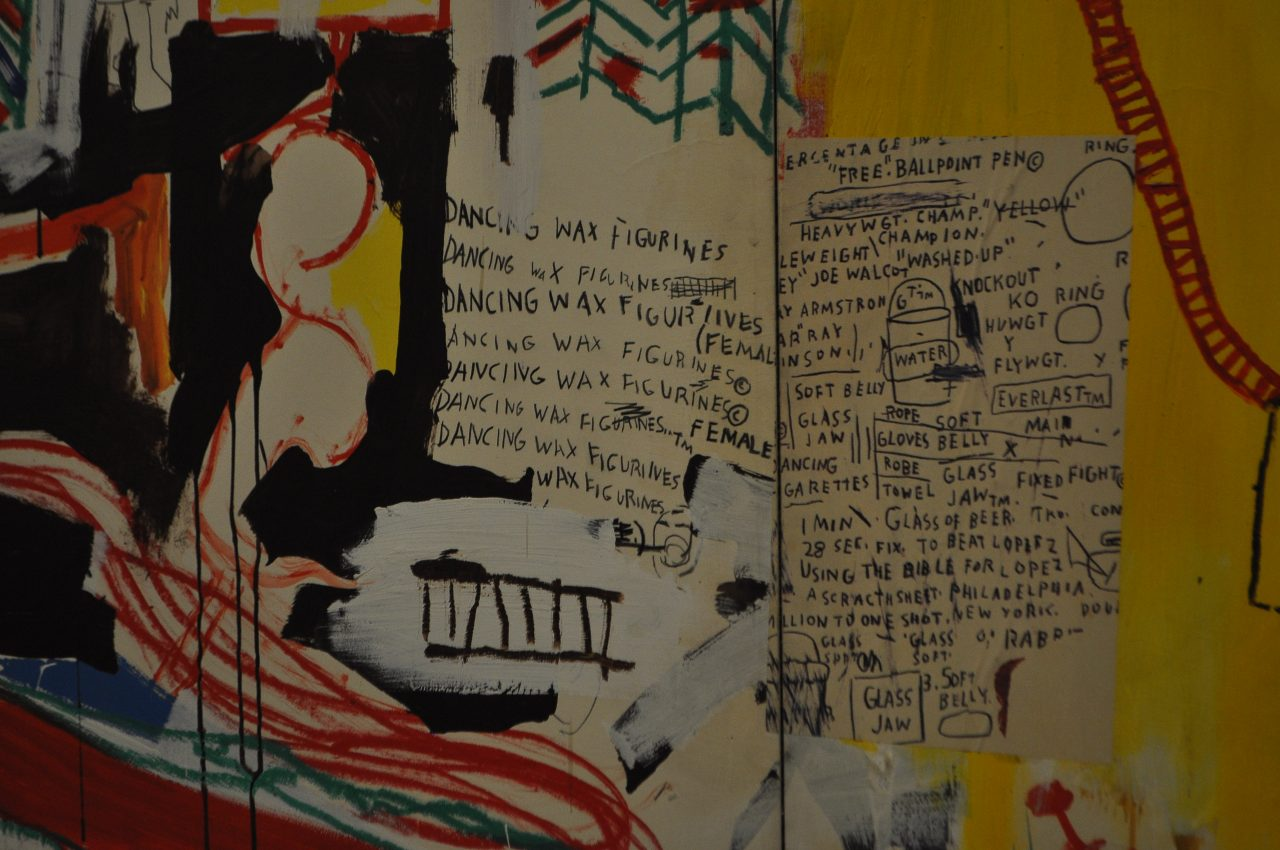 Expo Jean Michel Basquiat Fondation Louis Vuitton Paris - photo Raluca Turcanasu ra-luca.me (60)