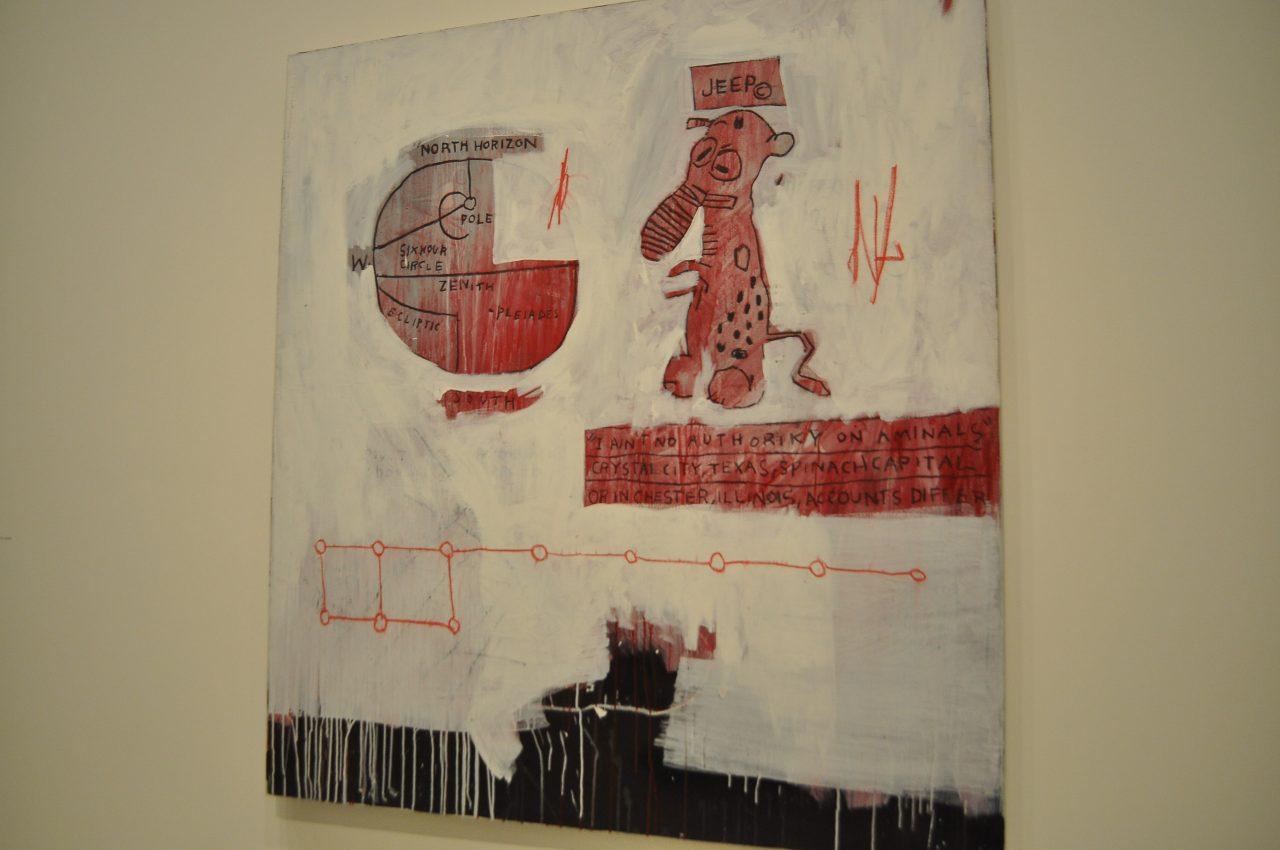 Expo Jean Michel Basquiat Fondation Louis Vuitton Paris - photo Raluca Turcanasu ra-luca.me (61)