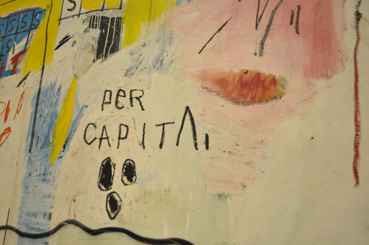 Expo Jean Michel Basquiat Fondation Louis Vuitton Paris - photo Raluca Turcanasu ra-luca.me (7)
