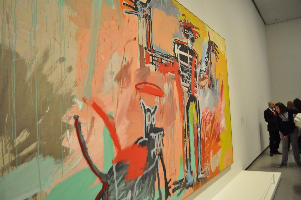 Expo Jean Michel Basquiat Fondation Louis Vuitton Paris - photo Raluca Turcanasu ra-luca.me (8)