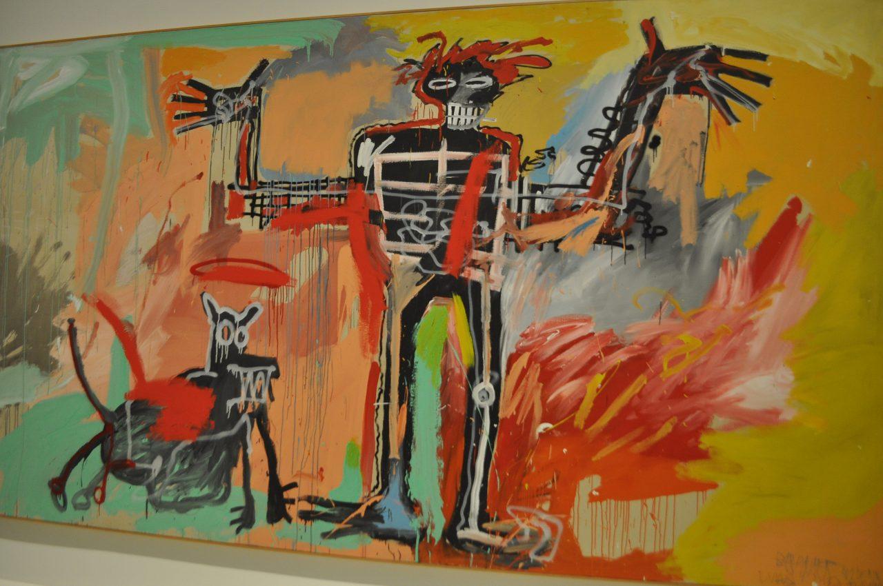 Expo Jean Michel Basquiat Fondation Louis Vuitton Paris - photo Raluca Turcanasu ra-luca.me (9)