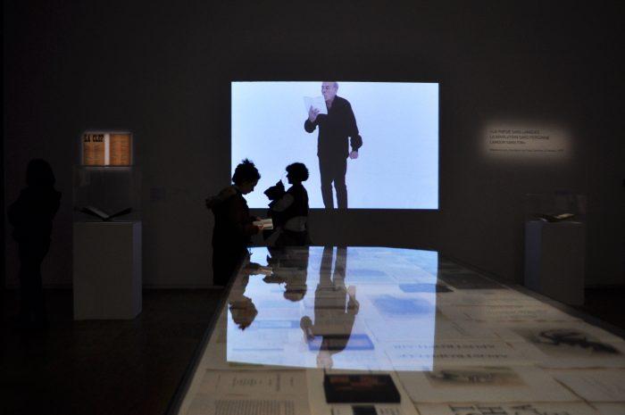 Gherasim Luca-Reflexie Expo-Raluca Turcanasu