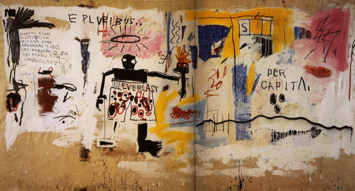 Jean Michel Basquiat - Per Capita