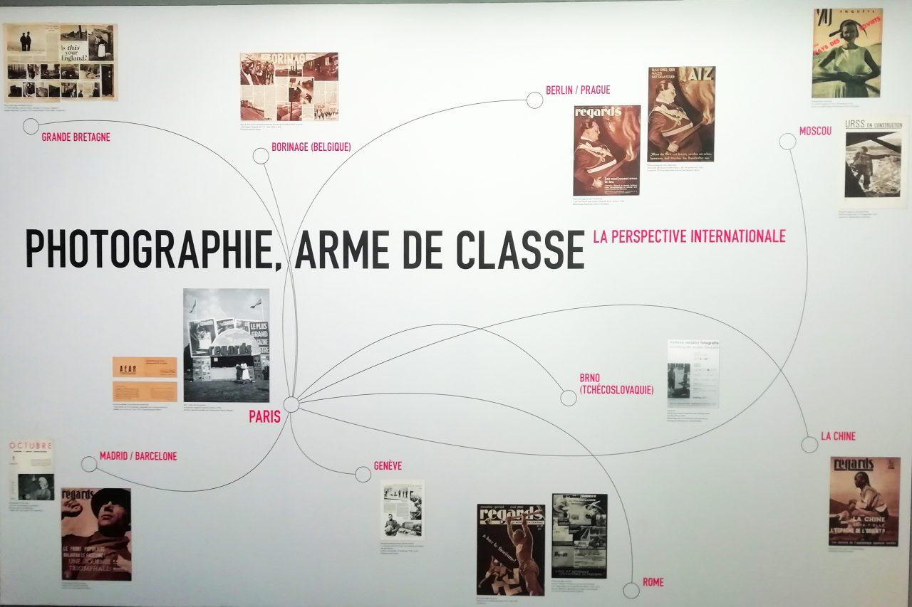 Photographie Arme de Classe - Centre Pompidou