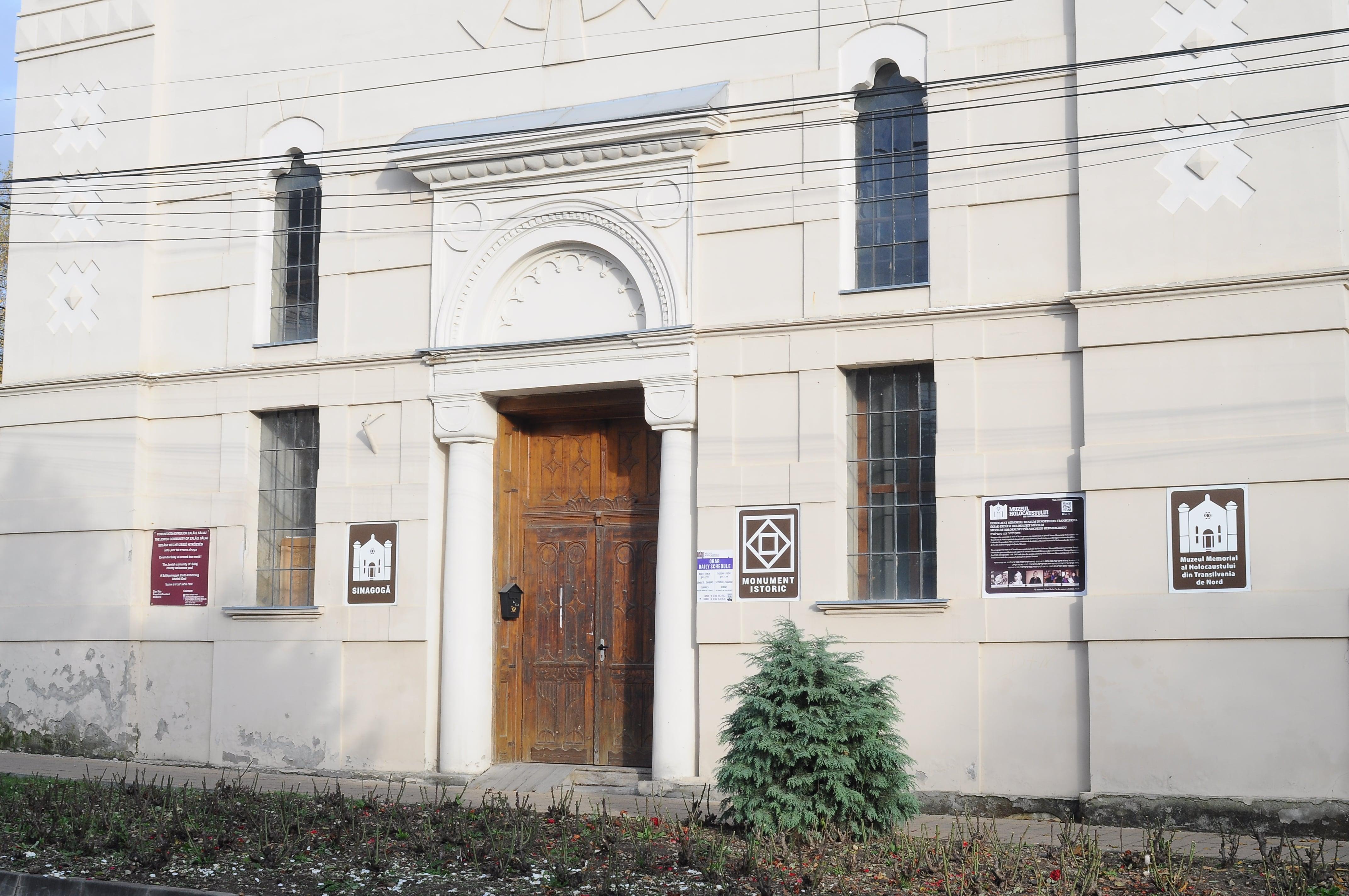 Sinagoga muzeul Holocaustului - Simleu Silvaniei - Raluca Turcanasu (2)-min