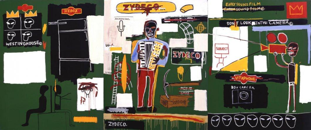 Zydeco Basquiat
