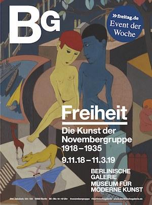 Freiheit Berlinische Galerie