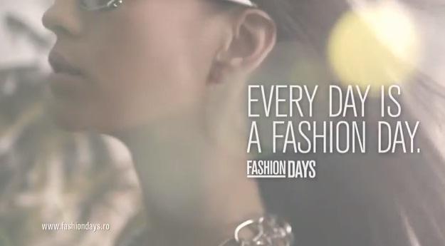 Fashion Days launch campaign